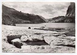 PELVOUX--1963--Lac De L'EYCHAUDA  --cachet  GUILLESTRE-05 - Autres Communes