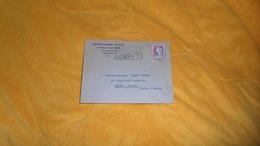 ENVELOPPE ANCIENNE UNIQUEMENT DE 1964. / COMPTOIR BAYONNAIS DE BLANC SPECIALITE DE LINGE BASQUE BAYONNE. / CACHETS DONT - Postmark Collection (Covers)