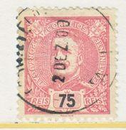 PORTUGAL   121   (o) - 1892-1898 : D.Carlos I