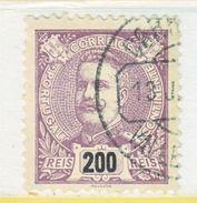 PORTUGAL   129   (o) - 1892-1898 : D.Carlos I