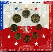 FRANCE 2010 BU (8 Pièces) - Francia