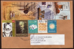 Argentina - 2017 - Lettre - Tango - Café - Briefe U. Dokumente