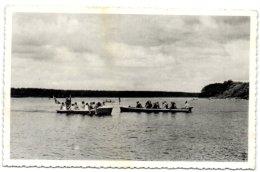 Embarcations à Moteur Au Lac De Virelles - Chimay