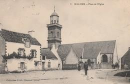 56 - BILLIERS - Place De L' Eglise - France