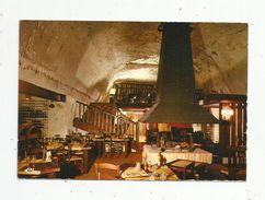 Cp , Restaurant LA CAVE , 37 , MONTLOUIS , Spécialités De Grillades , écrite , Ed : Combier - Hotels & Restaurants