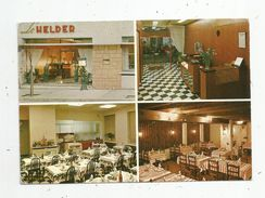 Cp , Hotel & Restaurant LE HELDER , Hotel De Tourisme , 66 , PERPIGNAN , Voyagée 1969 - Hotels & Restaurants