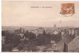 D51 - Sezanne - Vue Générale  : Achat Immédiat - Sezanne