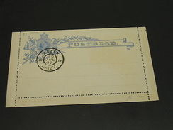 Netherlands 1897 Assen Letter Card *20242 - Unclassified