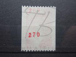 VEND BEAU TIMBRE DE FRANCE N° 2063a , NUMERO X 2 , XX !!! - 1977-81 Sabine Of Gandon