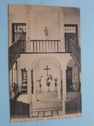 Kostschool H. Graf - Trapzaal, Pensionnat De St.Sépulcre - Palier () Anno 1923 ( Zie Foto Voor Details ) ! - Turnhout