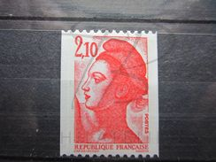 VEND BEAU TIMBRE DE FRANCE N° 2322a , XX !!! - 1982-90 Liberty Of Gandon