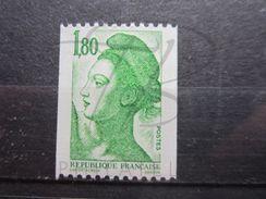 VEND BEAU TIMBRE DE FRANCE N° 2378b , XX !!! - 1982-90 Liberty Of Gandon