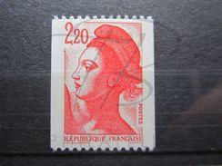 VEND BEAU TIMBRE DE FRANCE N° 2379b , XX !!! - 1982-90 Liberty Of Gandon