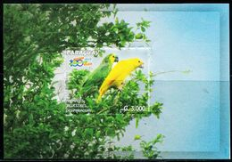 XD0519 Paraguay 2015 Bird Parrot M/S MNH - Stamps