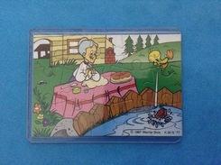 1997 FERRERO PUZZLE LOONEY TUNES TITTY K98 N 77 + Cartina - Puzzles