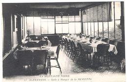 HOTEL DE LA MURETTE   SAINT FERREOL  LA MONTAGNE NOIRE  SALLE A MANGER    ****    A   SAISIR ***** - Saint Ferreol