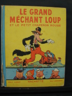 PaDe. 53. Le Grand Méchant Loup Et Le Petit Chaperon Rouge - Livres, BD, Revues