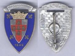Insigne Du 3e Régiment De Cuirassiers - Armée De Terre