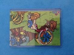 FERRERO PUZZLE K00 N 111 + Cartina - Puzzles