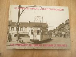De Trams Uit Haacht Leuven Mechelen - Histoire