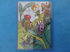 FERRERO PUZZLE K01 N 113 + Cartina - Puzzles