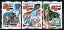 RU 1987 MI 5737-39 - 1923-1991 USSR