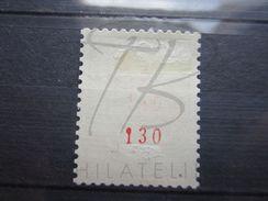 VEND BEAU TIMBRE DE FRANCE N° 1331A , NUMERO ROUGE X 2 , X !!! - 1962-65 Cock Of Decaris