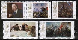 RU 1987 MI 5748-52 - 1923-1991 USSR