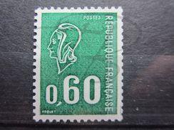 VEND BEAU TIMBRE DE FRANCE N° 1815a , XX !!! - 1971-76 Maríanne De Béquet