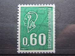 VEND BEAU TIMBRE DE FRANCE N° 1815b , XX !!! - 1971-76 Marianne De Béquet