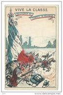 MILITARIA... Souvenir Du Conseil De Révision. VIVE LA CLASSE... CAVALERIE - Regiments