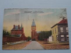 Kerk En Het Postkantoor ( Loosvelt-Adeline ) Anno 1939 ( Zie Foto Voor Details ) ! - Leopoldsburg