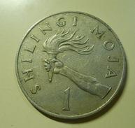 Tanzania 1 Shilingi 1966 - Tanzania
