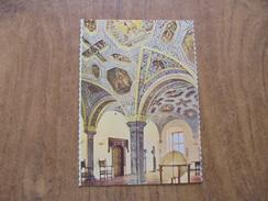 51869 POLAND: POZNAN: Renesansowy Ratusz - Muzeum Historii Miasta Poznania. Wielka Sien - Sala Urdrodzenia - Poland
