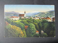 AK PURGSTALL B. Scheibbs 1917 // D*27015 - Purgstall An Der Erlauf
