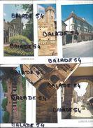 7 CPM - LUXEUIL-LES-BAINS (70) Maison Cardinal Jouffray, Le Cloître, établissement Thermal, Rue Victor-Genoux... - Luxeuil Les Bains