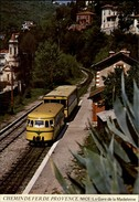 06 - NICE - Gare - Train - Transport Ferroviaire - Gare