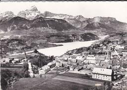 38----CORPS---vue Générale Et Le Lac Du Sautet--voir  2 Scans - Corps