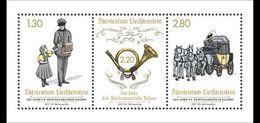 Liechtenstein - Postfris / MNH - Sheet 200 Jaar Briefpost 2017 - Ongebruikt