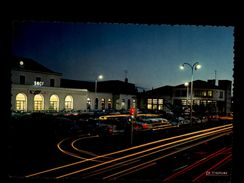 36 - CHATEAUROUX - Gare - SNCF - Nuit - Chateauroux