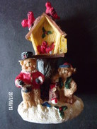 Couple D'ours - Figurines