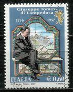 2007 Giuseppe Tomasi Di Lampedusa, Usato - 6. 1946-.. Repubblica