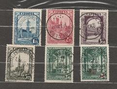 Belgie 1929 Nr 292c / 292h Gebruikt / Obli - Oblitérés