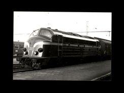 TRAINS - NAMUR - BELGIQUE - Locomotive 5205 - Trains
