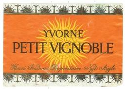 Rare // Yvorne, Petit Vignoble, Henri Badoux, Aigle, Vaud // Suisse - Etiquettes