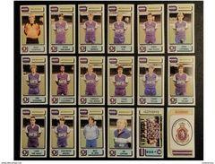 Panini Football 83 Voetbal Belgie Belgique 1983 Sticker K Beerschot Antwerpen VAV Nr 41-58 Volledige Serie - Sports