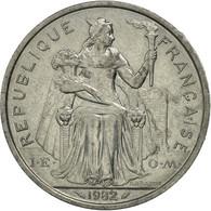 French Polynesia, 5 Francs, 1982, Paris, TTB+, Aluminium, KM:12 - French Polynesia