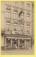 * Liège - Luik (La Wallonie) * (Legia - Papeterie Sélect) Hotel Concordia, Restaurant Café, Rue Guillemins 114, Bière - Luik