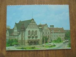 51871 POLAND:POZNAN: Uniwersytet Im. Adama Mickiewicza - Collegium Minus Zbudowany W 1919 R. W Stylu Neorenesansowym. - Poland