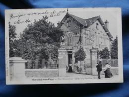 Morsang Sur Orge Parc Beauséjour Hôtel Du Pavillon Bleu - éd. De L'orge Dos Simple Circulée R165 - Morsang Sur Orge